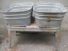 Vintage Rinse Tubs Image