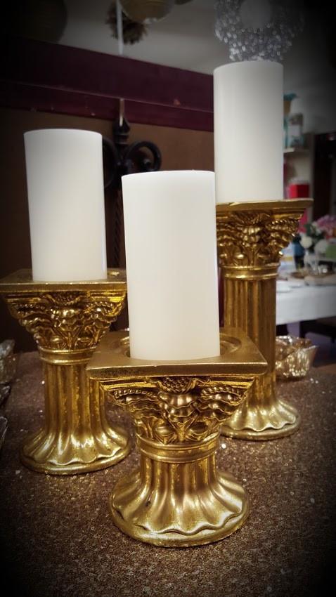 Gold Pillars Image