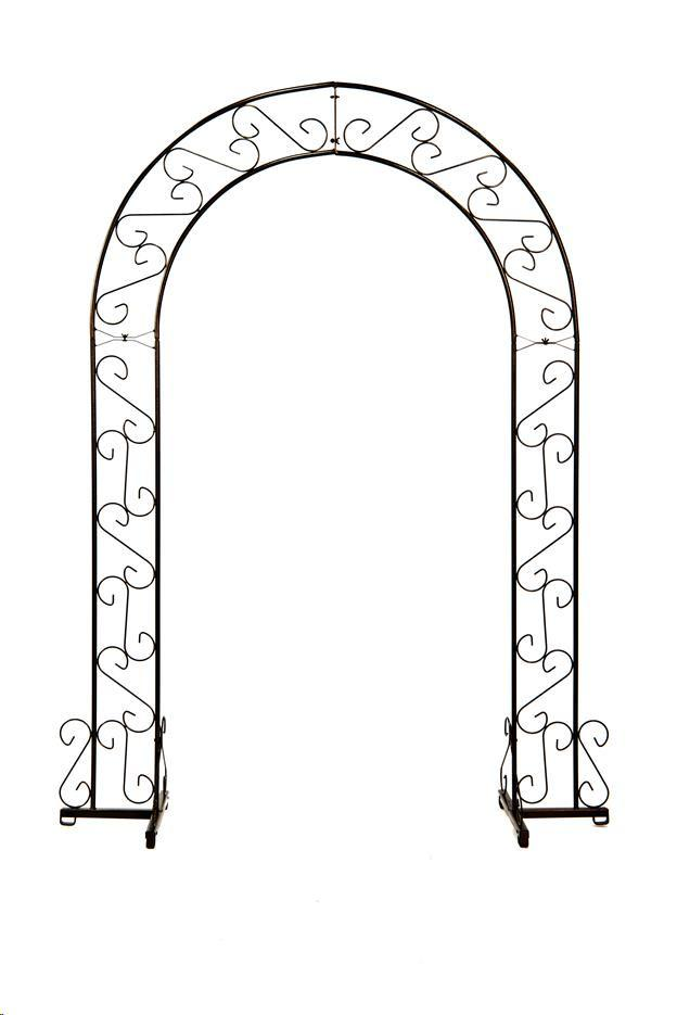 Brass and Bronze Arch Image