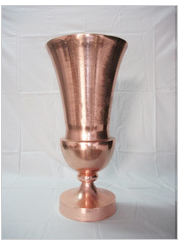 Rose Gold Urn Image