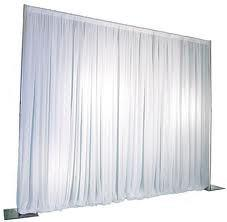 Curtain Backdrops Image