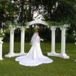 Grecian Colonnade Image