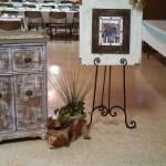 Antique Guest Book Cabinet Image