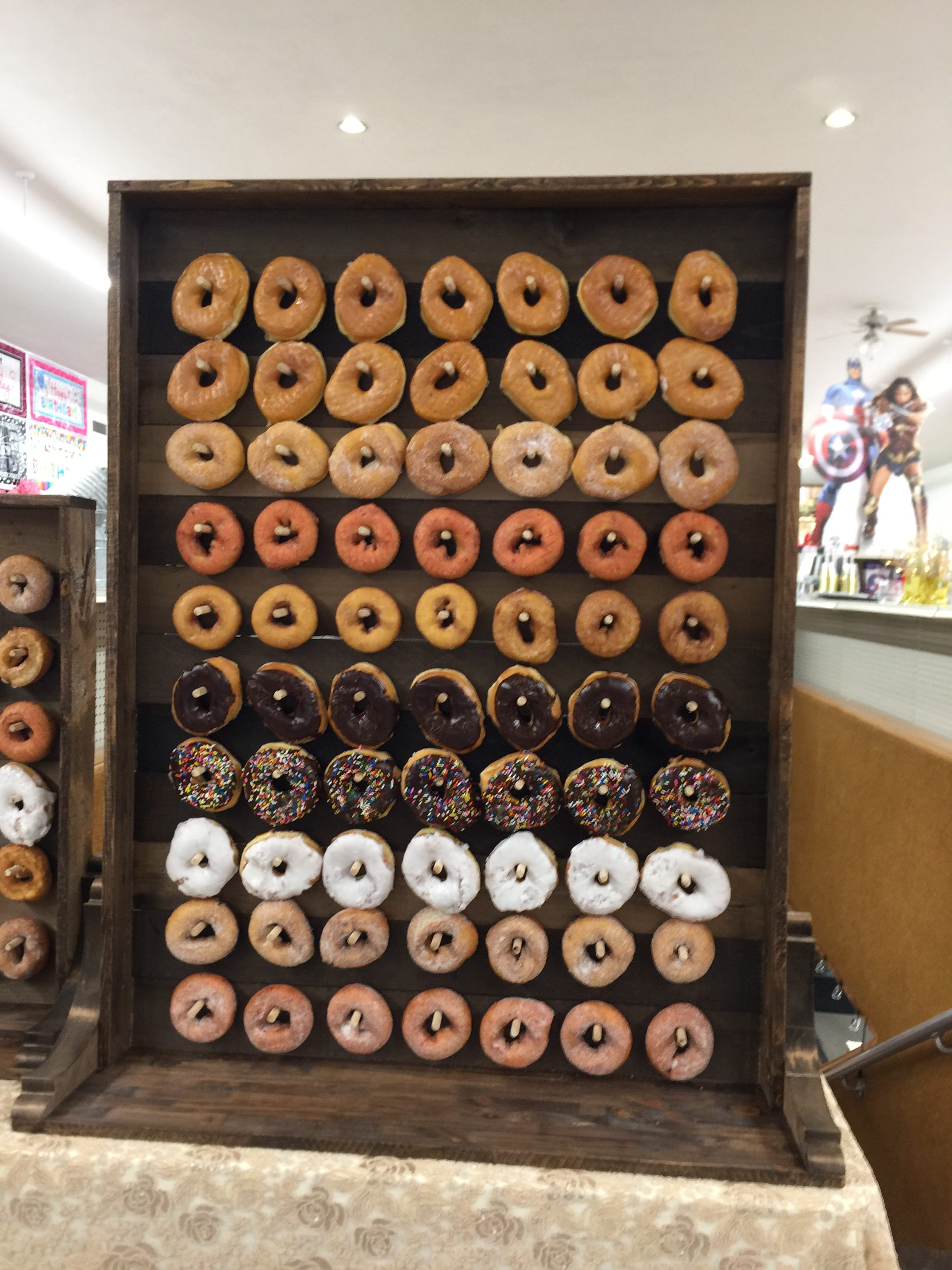 Large Donut Board Image