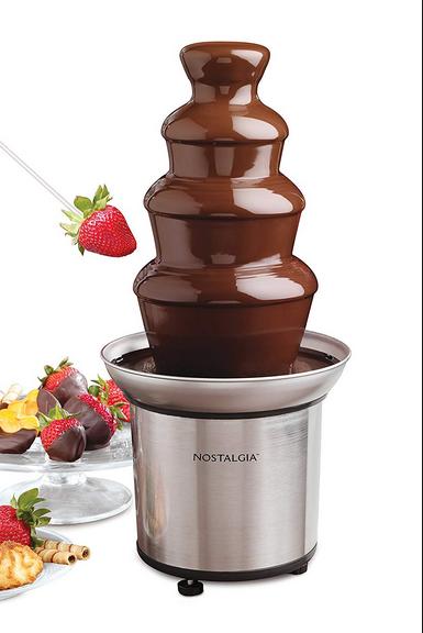 Large Chocolate Fountain Image