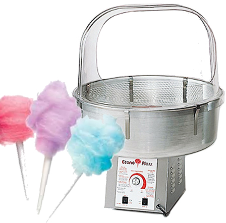 Cotton Candy Machine Image