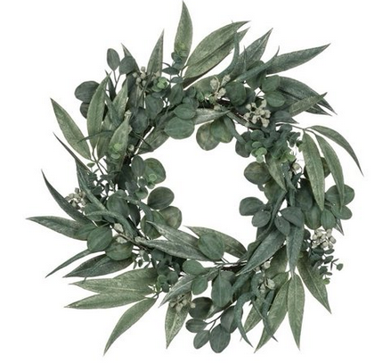 Large Eucalyptus Wreath Image