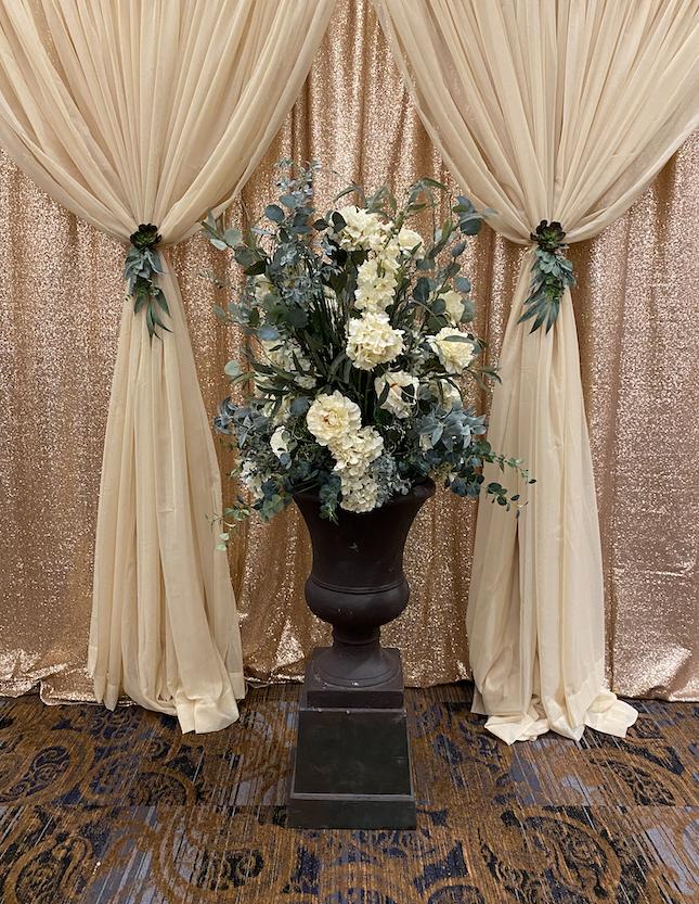 Large Floral Arrangement Image