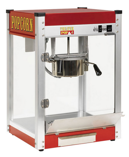 Popcorn Machine Image